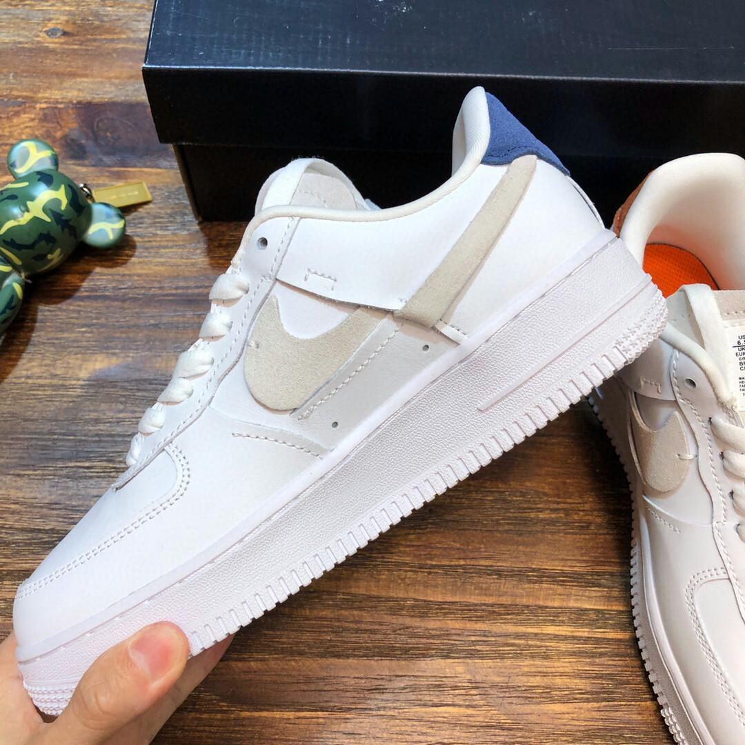 spot the new air force one the original mark the original box and a half yards is complete the whole palm cushion blessing experience perfect foot feeling