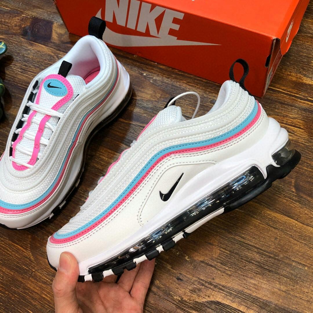 spot white blue purple platform for the difference between the market leading version first master mould factory reflective material market original type air cushion refused to male shoes constantly check with original shoes match rate of item no