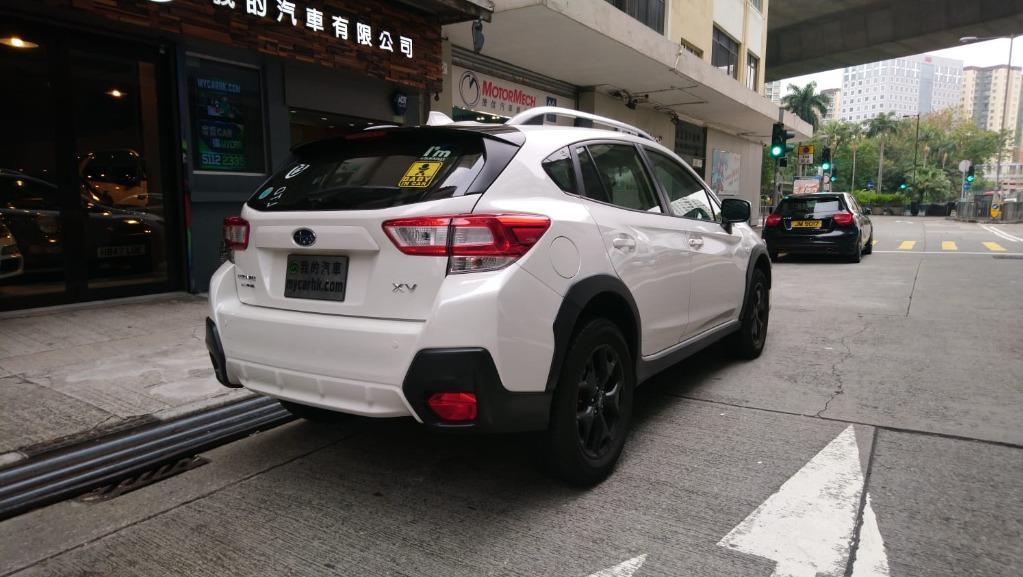 Subaru XV 2.0 Auto
