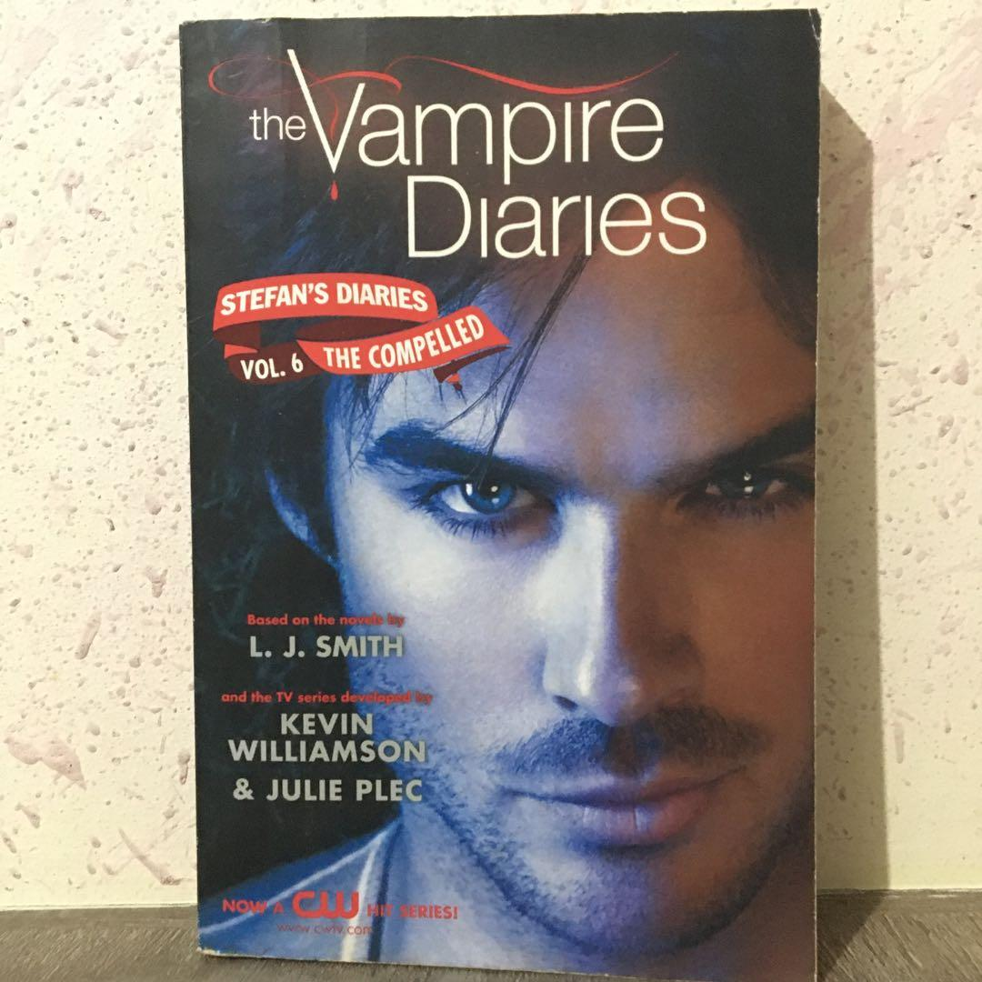 TP • The Vampire Diaries • Stefan's Diaries/The Compelled Vol. 6 • L. J. Smith