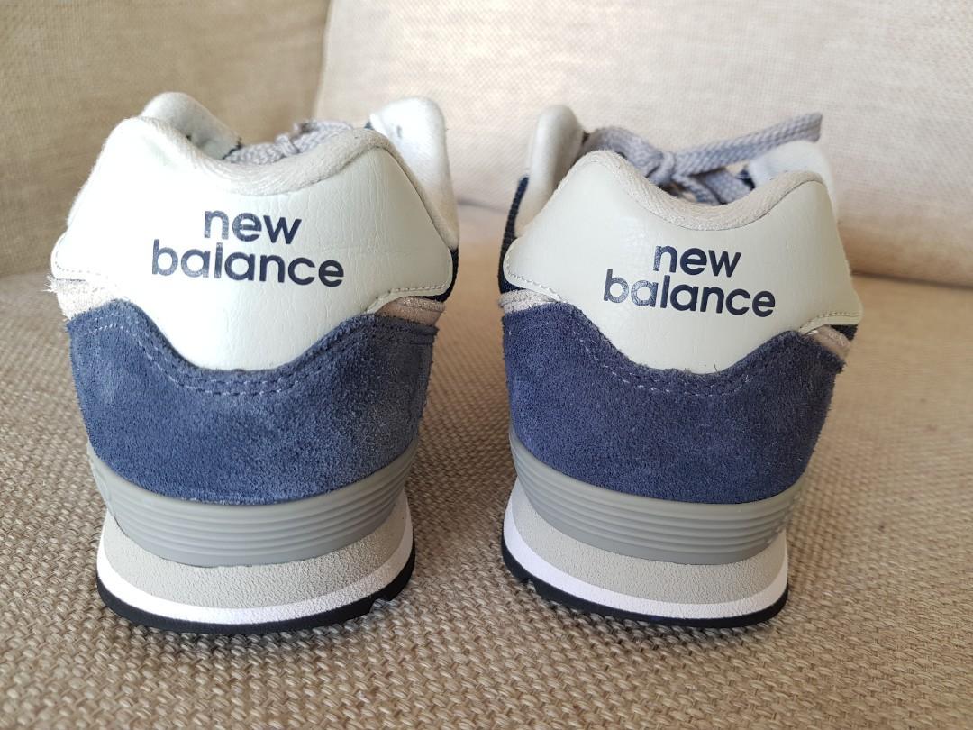 Unisex New Balance Classic 574 (Blue) 25cm (sz40 UK) for $60