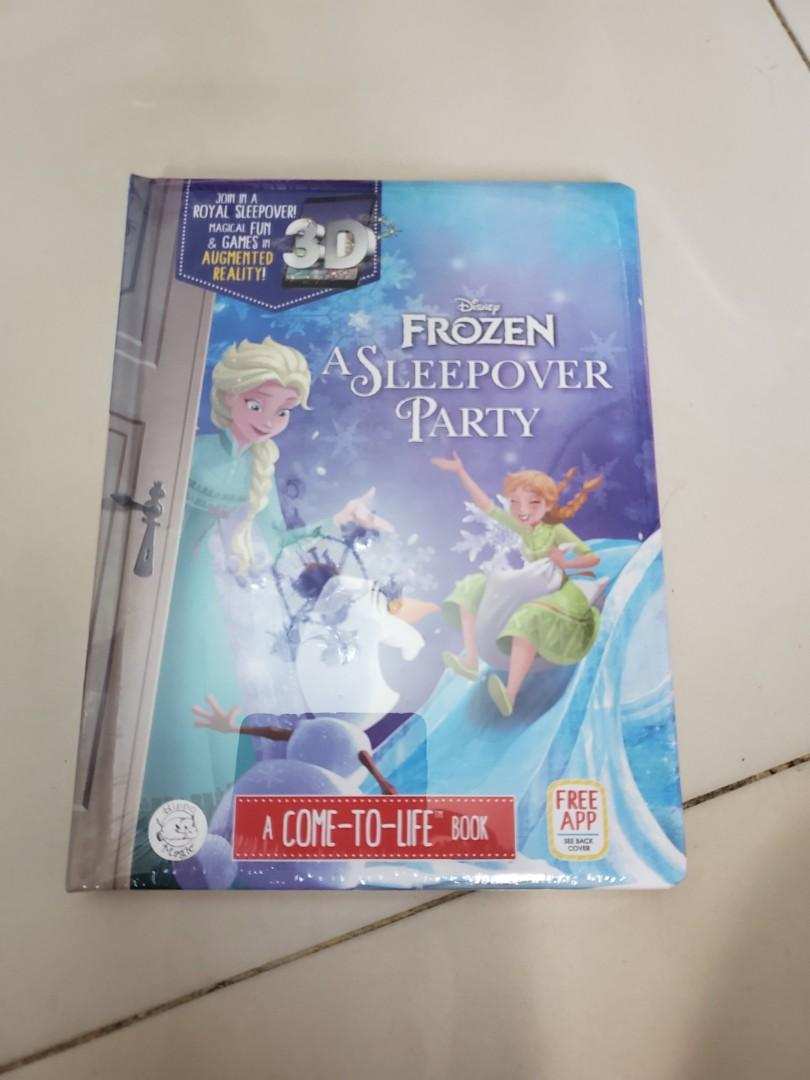 UPDATED STOCKS 8 Titles including FROZEN Available 3d Little Hippo Augmented Reality, Magic Hippo