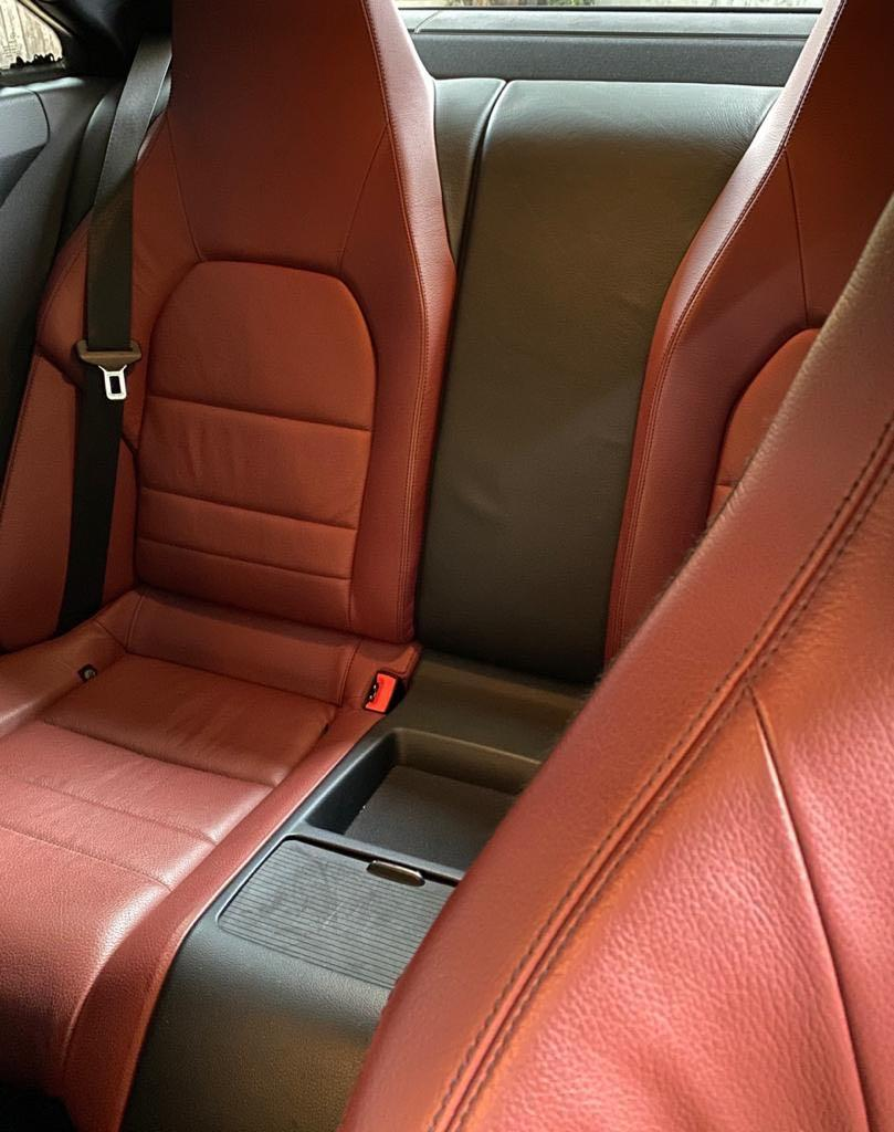 VERY GOOD DEAL!! MERCEDES BENZ  E250 CGI Coupe 2011