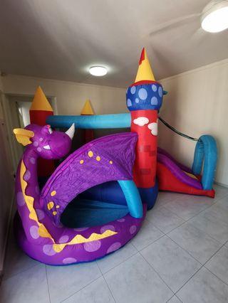 10% off Dragon Bouncing Castle
