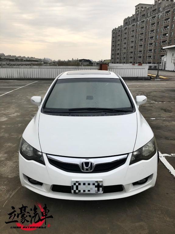 小婕選好車~09年 Honda K12