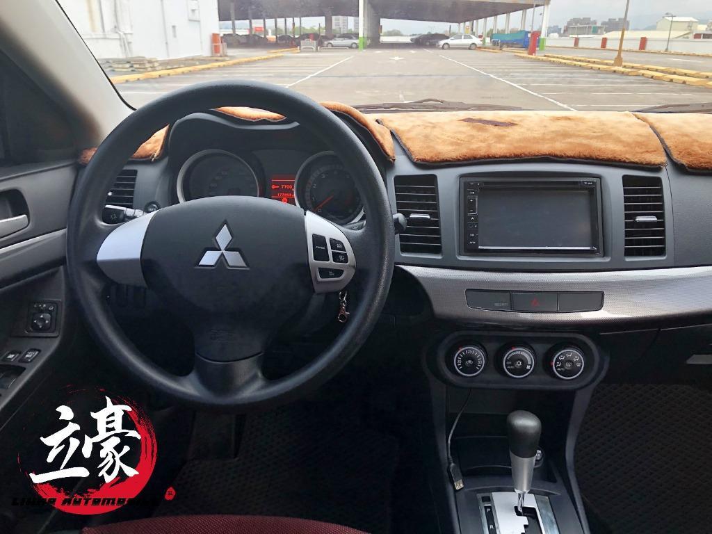 小婕嚴選好車~10年 三菱 Fortis io版