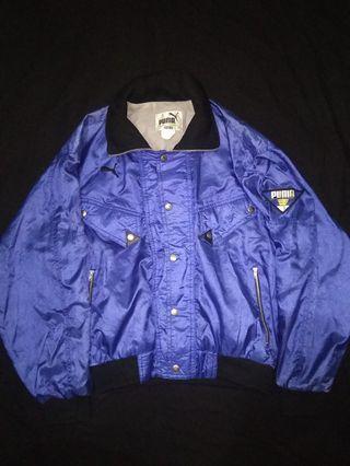 Vintage Puma Bomber Jacket size M Unisex
