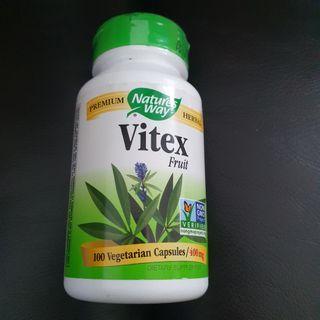 Vitex Capsules 400 mg (100 nos)