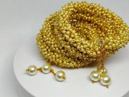 Adaa Collections   JEWELLERY   GOLD PLATED   Women Wear