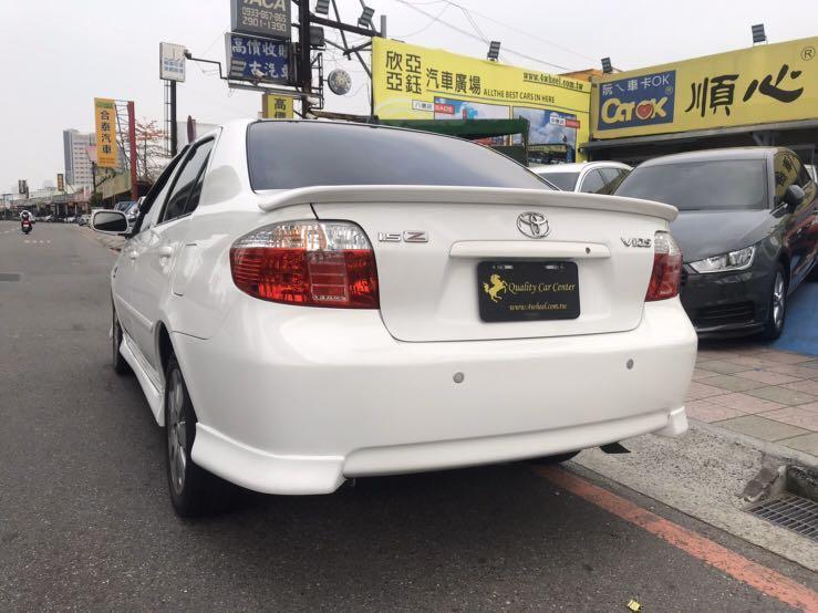 2006年   豐田   Vios   Z版