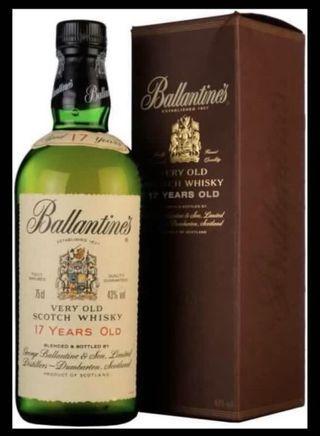 Ballantine's Very Old Scotch Whisky