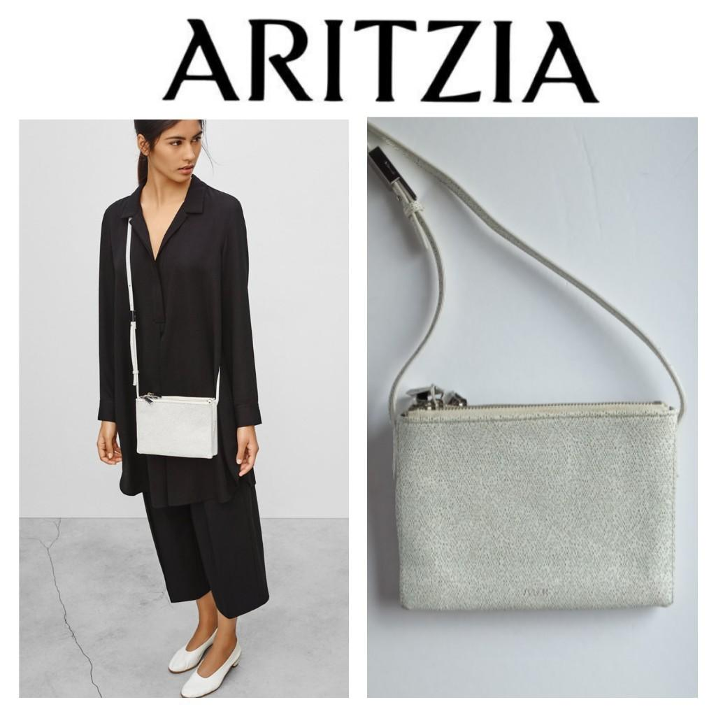 "$70 - Aritzia, Auxiliary, ""Romeyn"" Cross Body purse"
