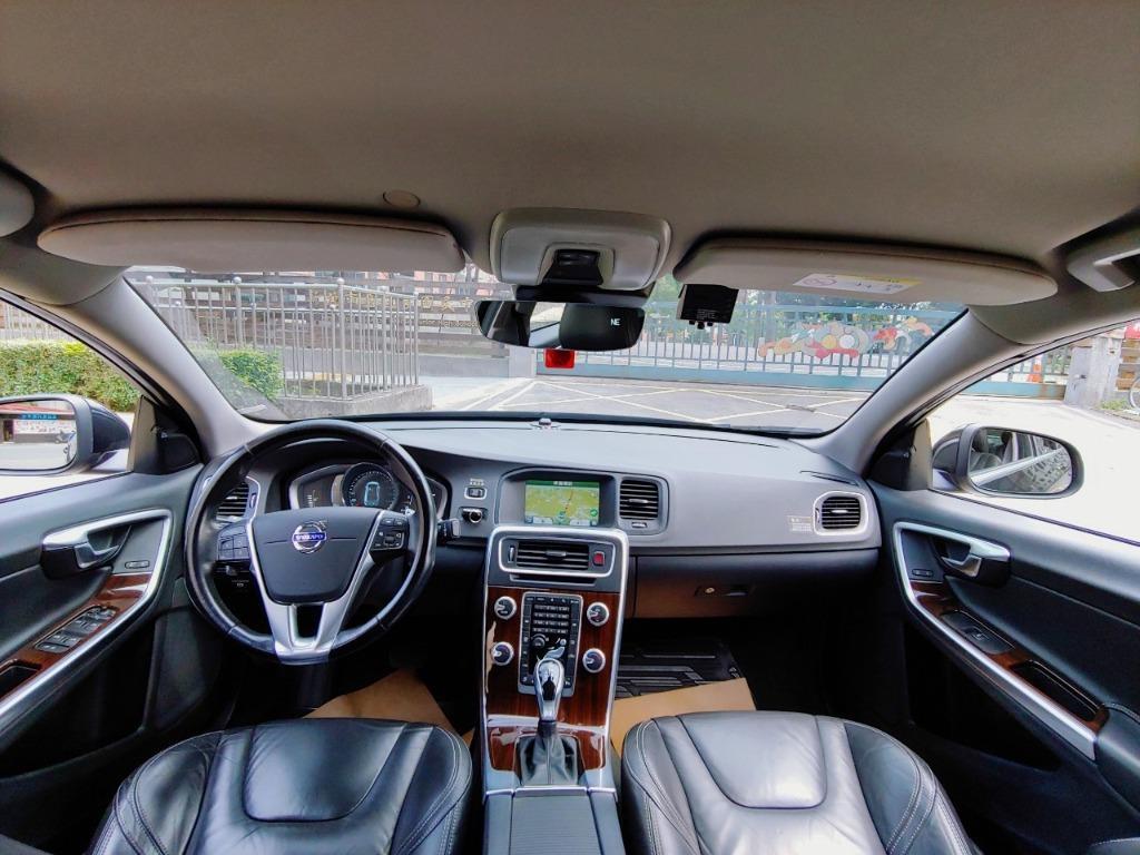 全台最便宜 實車實價 2014 VOLVO S60 T4 1.6 全額貸款 找錢車 非自售 一手車