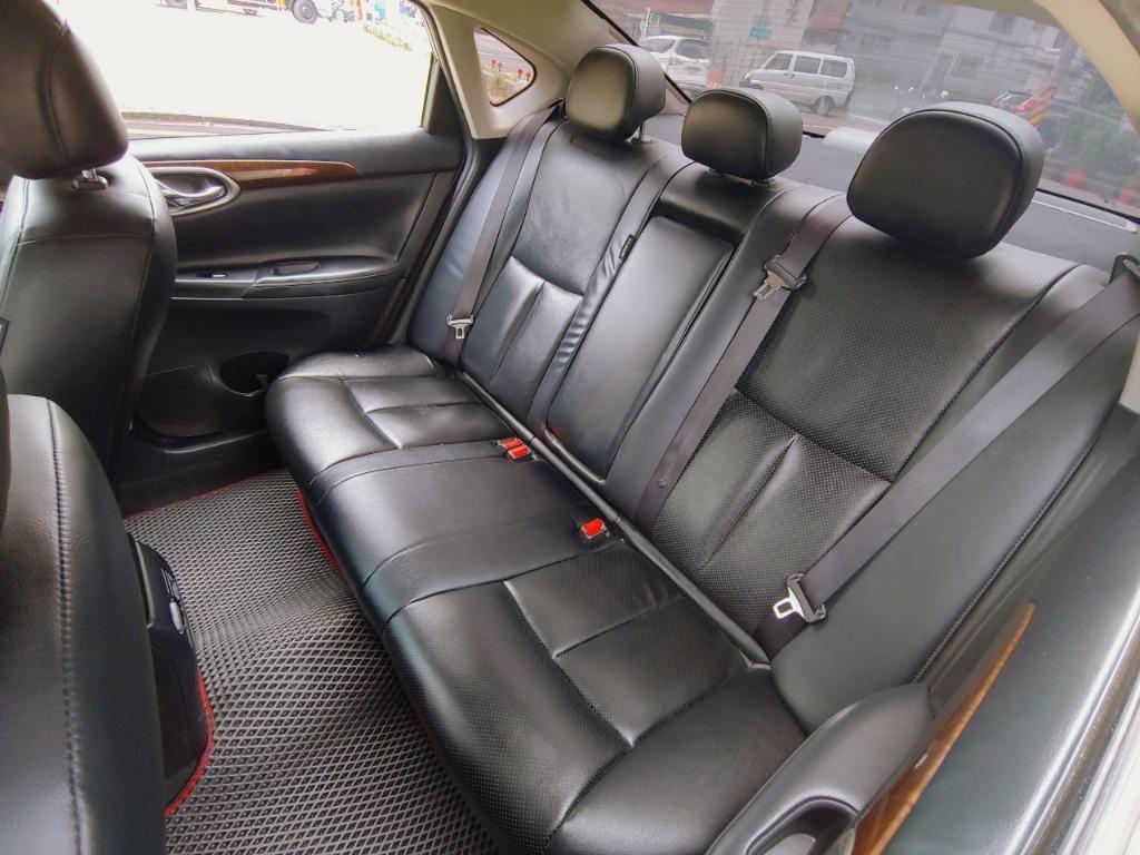 全台最便宜 實車實價 2015 NISSAN SENTRA 1.8 全額貸款 找錢車 非自售 一手車