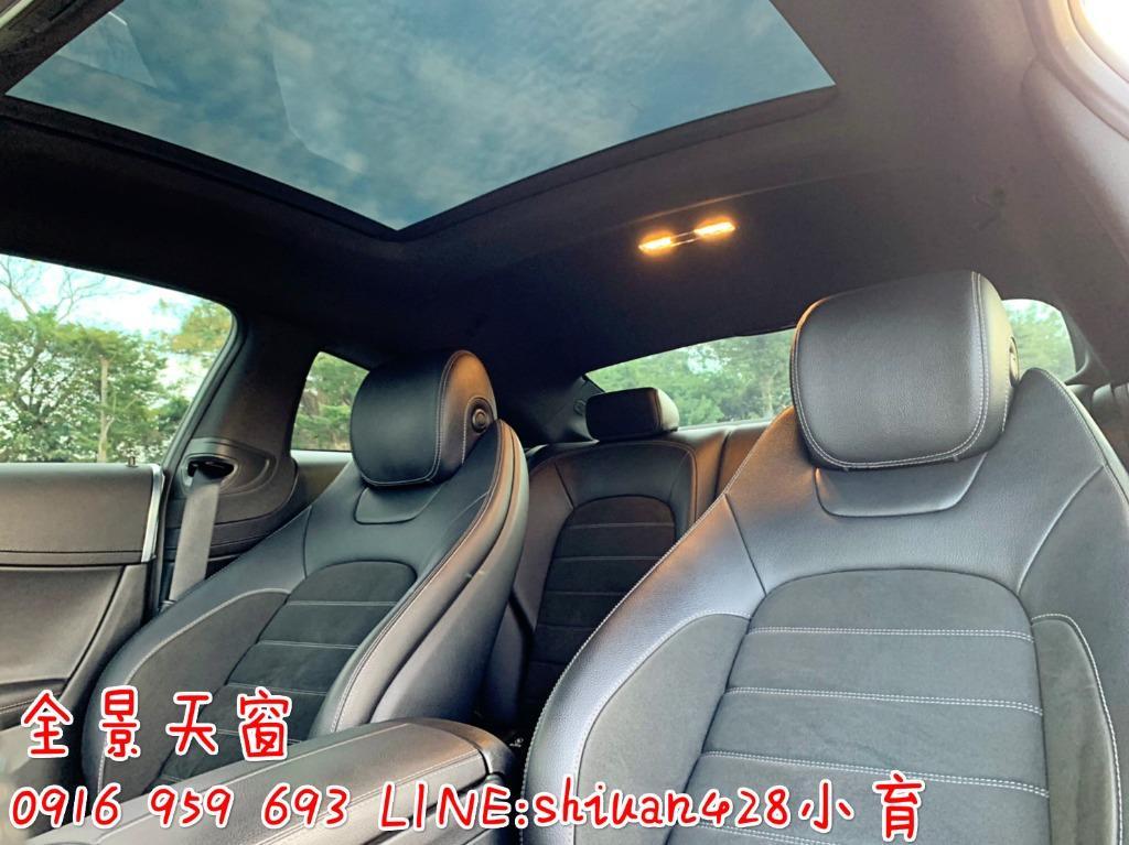 【廠牌】: Ben-Z 賓士  【車種】: C250 Coupe -AMG 總代理