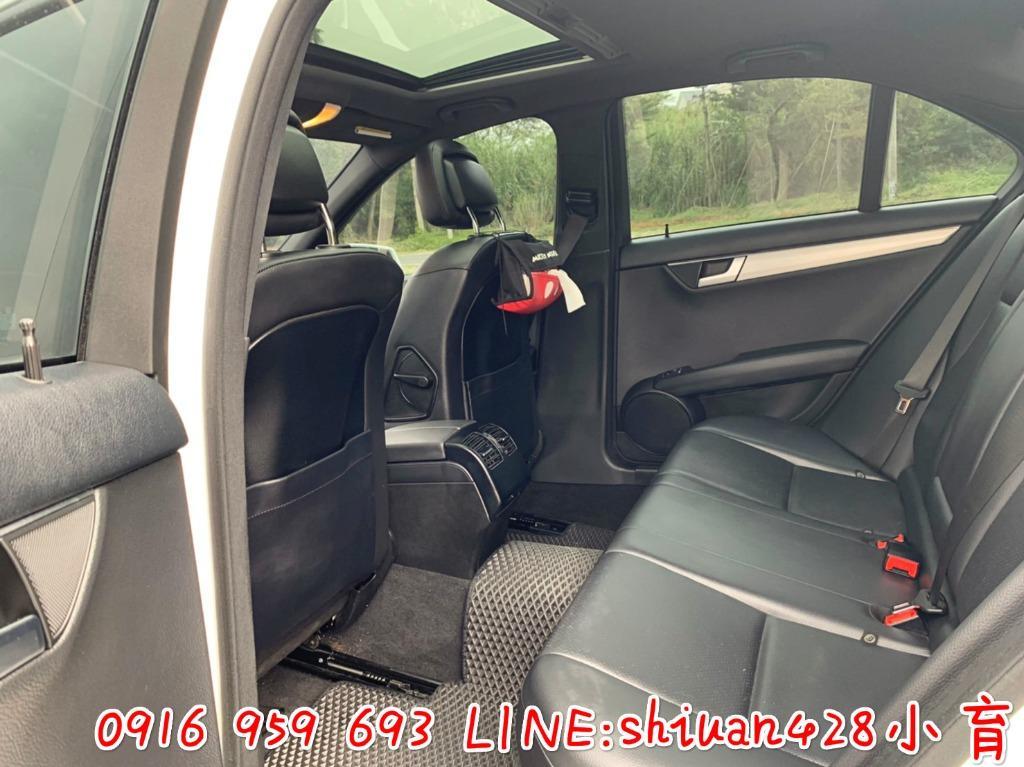【廠牌】: Ben-Z 賓士  【車種】: W204- C250 四門款