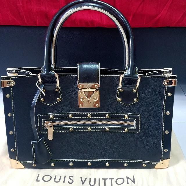 "Authentic Louis Vuitton Limited Edition Hard Case Bag  With dust bag & receipt  Used twice in good condition   Length 12"" height 8.5"" width 5"""