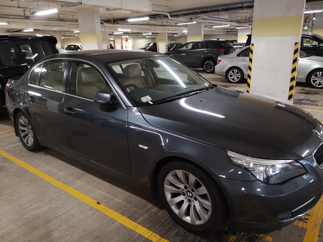 BMW 525i Sedan Auto