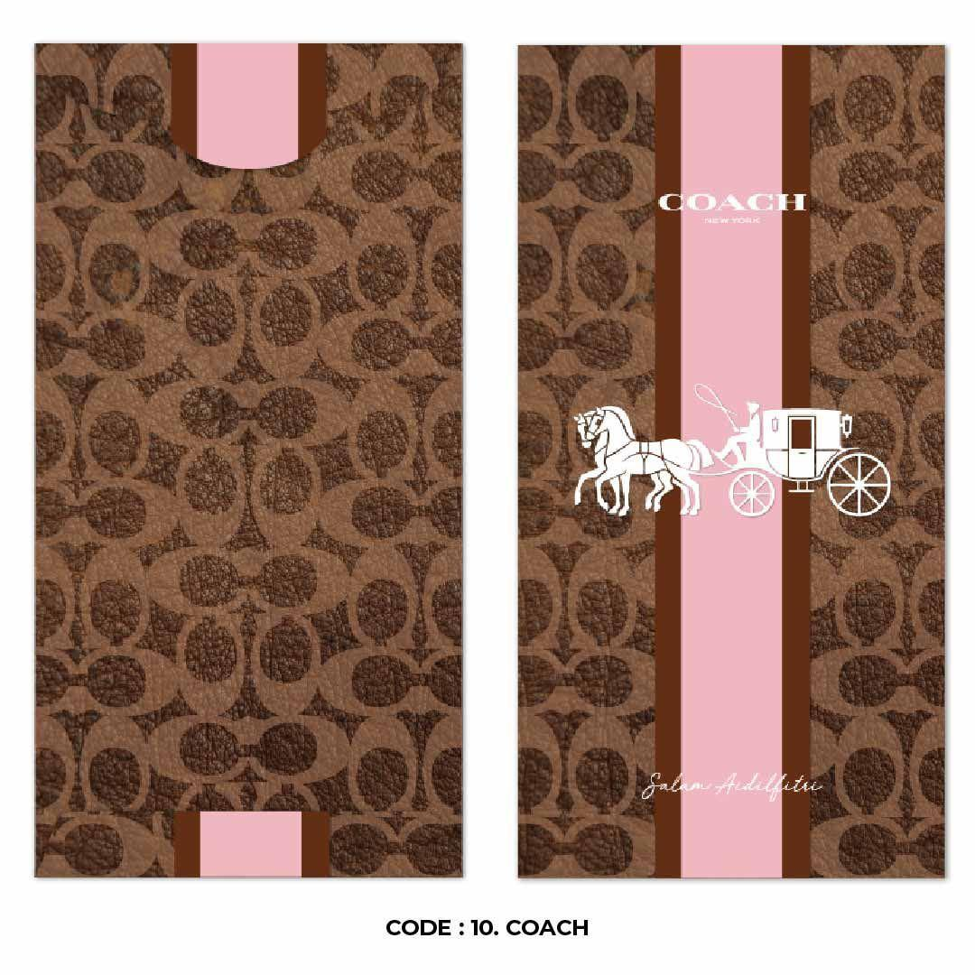 COACH Limited Edition 2020 Money Envelopes | Money Packets | Sampul Raya