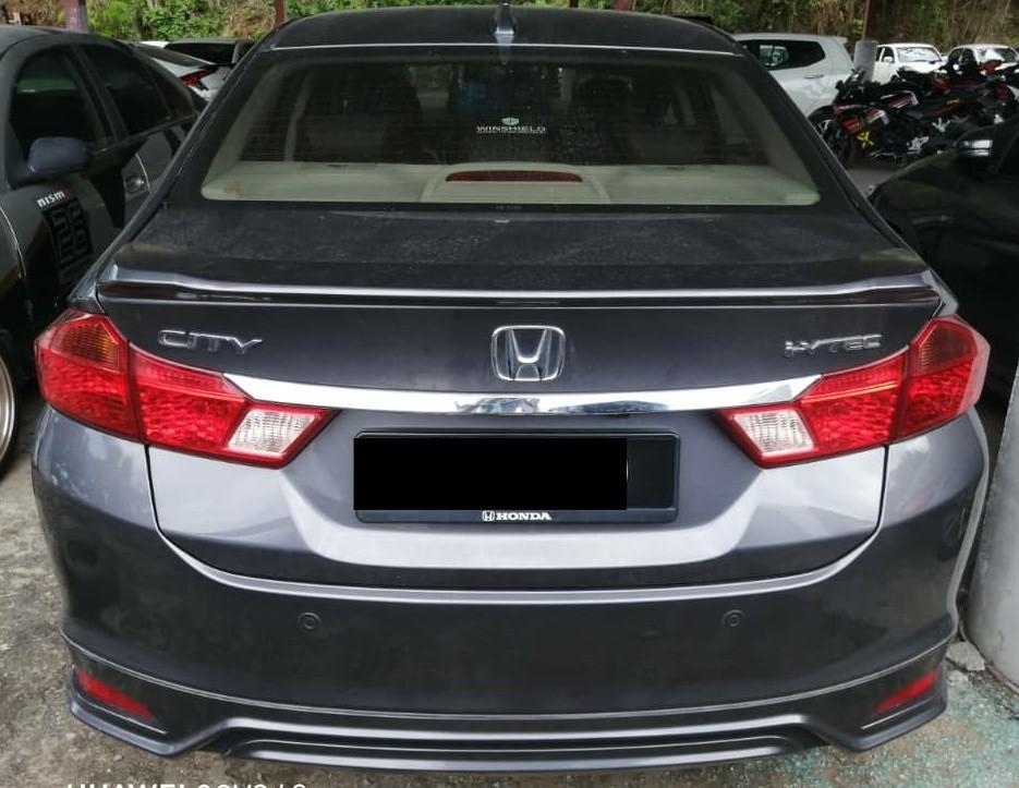 Honda City 1.5 Auto (V) Full Spec 2016 Sambung Bayar