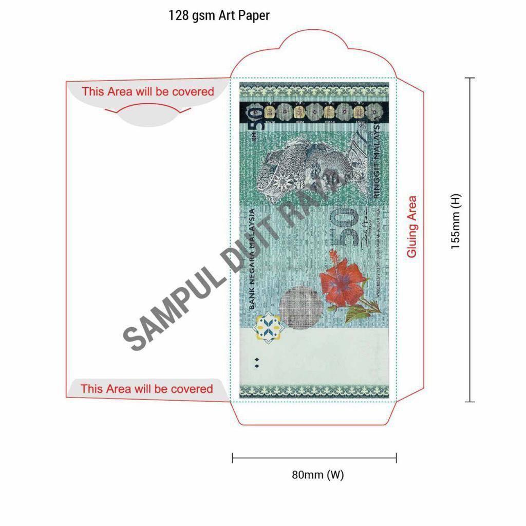 IPHONE Limited Edition 2020 Money Envelopes | Money Packets | Sampul Raya