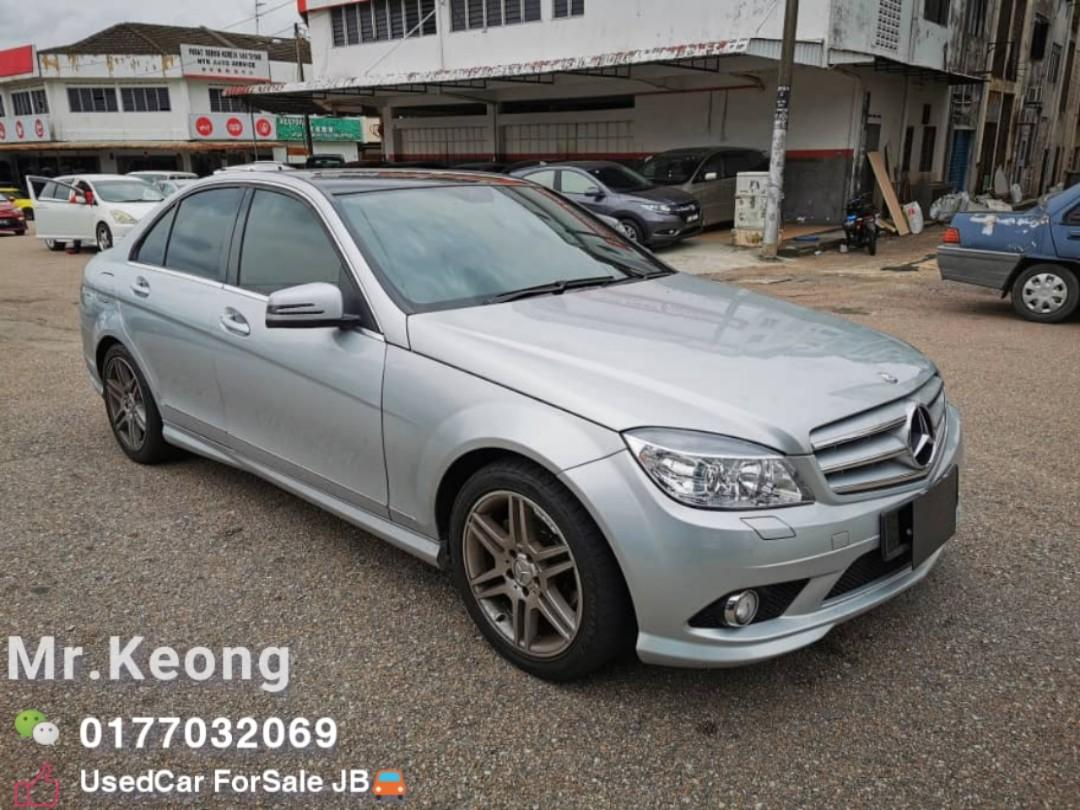 JBPlate🚘 #Made:#2010TH #Reg:2014 MERCEDES BENZ C180 AMG 1.8AT CGI BlueEFCYM Turbo Engine 204 Cash OfferPrice💰52,800 Only🤗Good Condition🚘LowestPrice InJB🎉Call📲KeongForMore🤗Monthly Rm930 Only 🚘