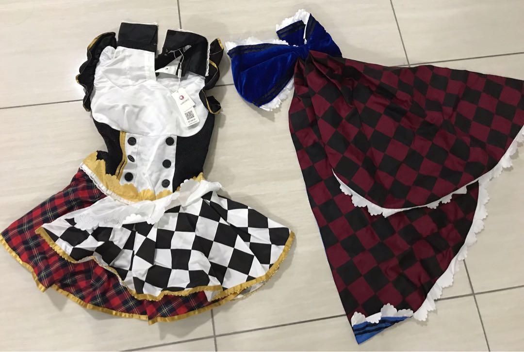 Love Live! Koizumi Hanayo Idolized Maid Cosplay Costume Uwowo