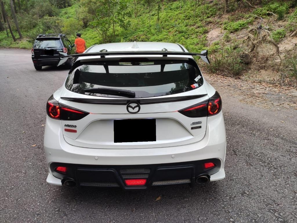 Mazda 3 2.0 (A)