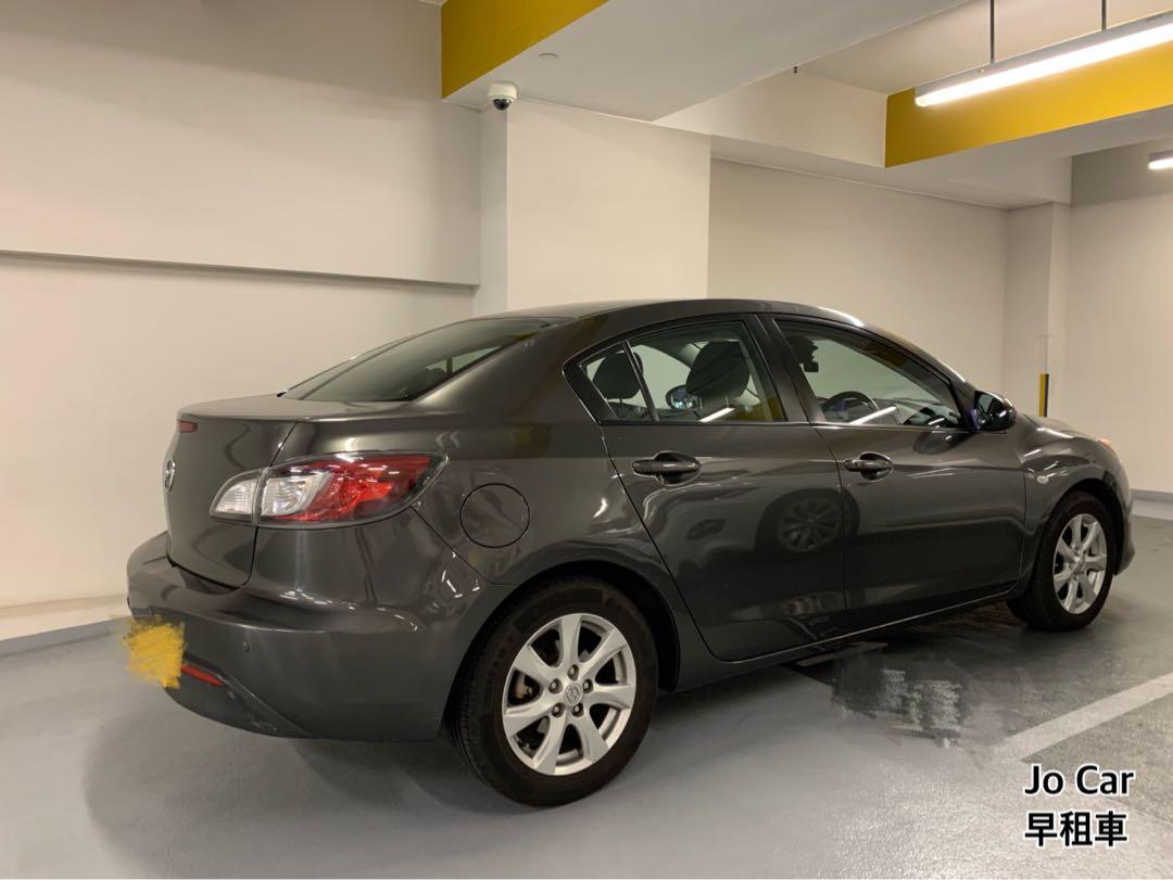Mazda 3 Sedan Auto