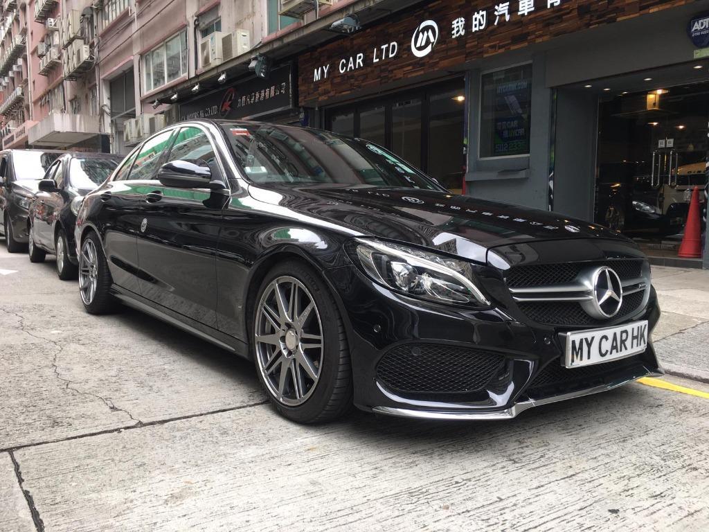 Mercedes-Benz C200 AMG 2015 Auto