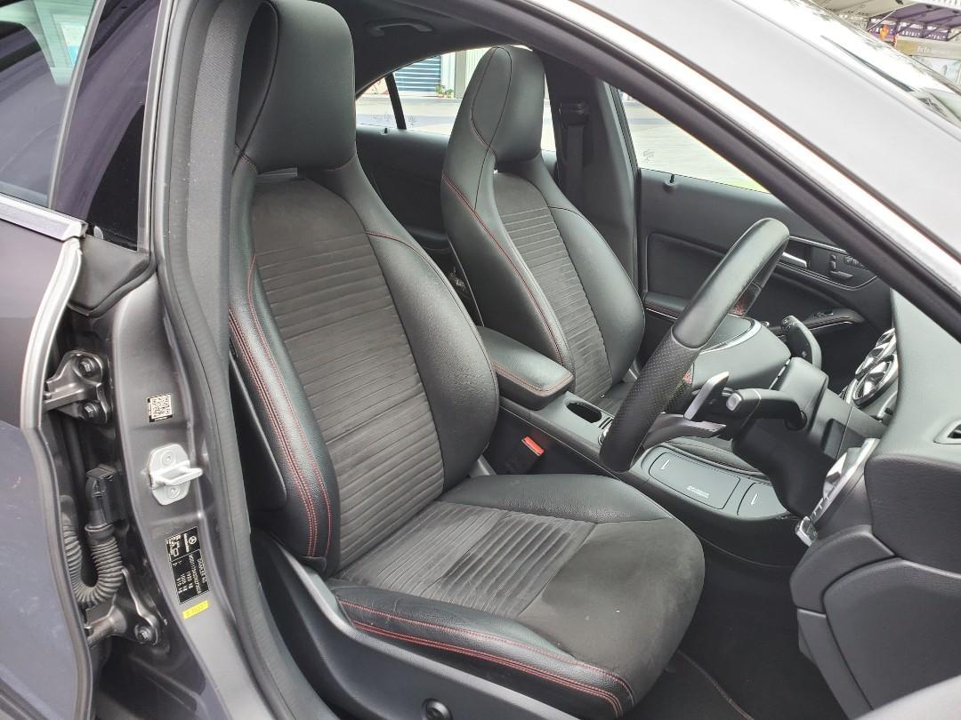 Mercedes-Benz CLA200 Coupe (A)
