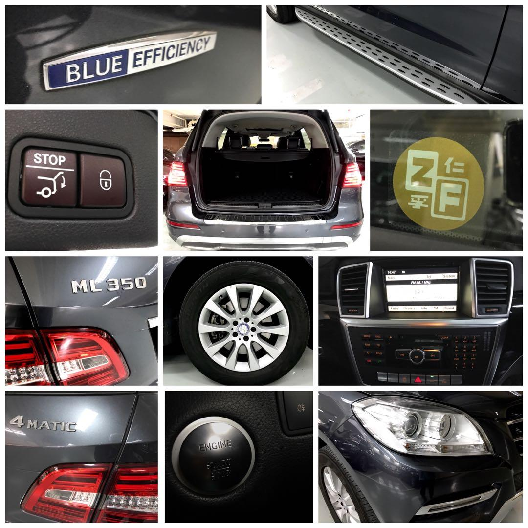 Mercedes-Benz ML350 4 matic Auto