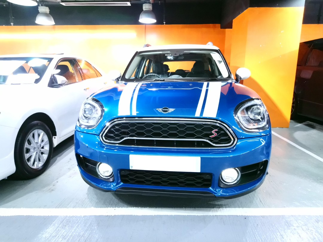 MINI Cooper S 2.0 Countryman (A)