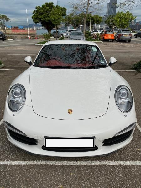 Porsche 911 3.4 Carrera Coupe (A)