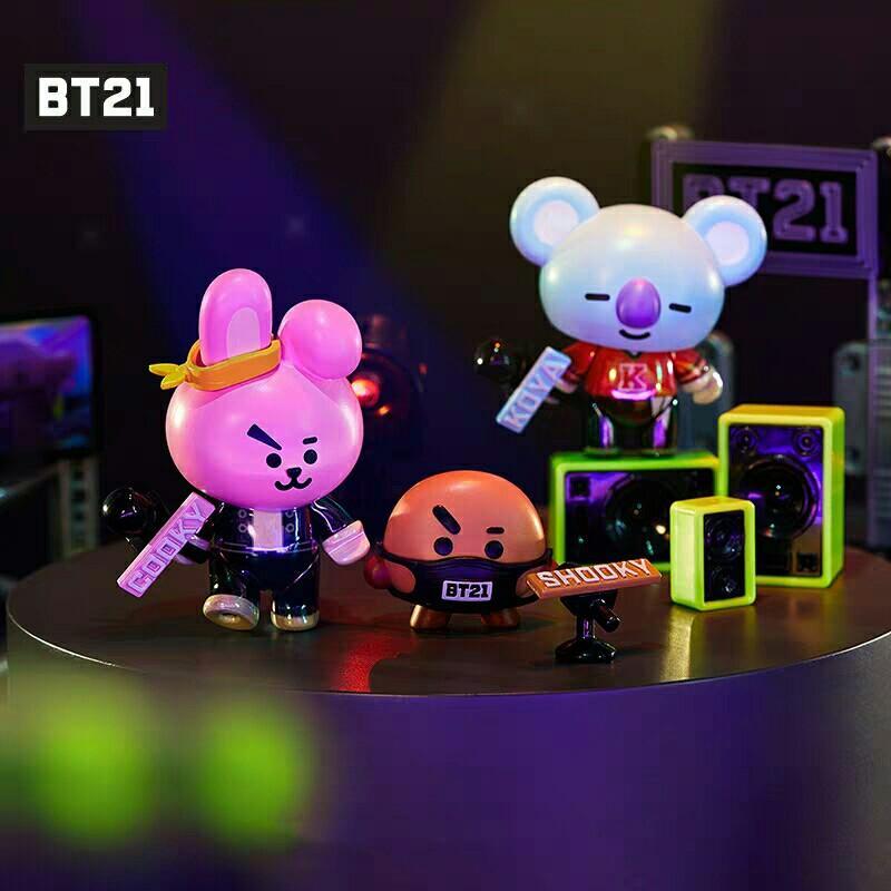 [PREORDER] BTS BT21 Concert Collectible Figure Blind Pack Vol. 3