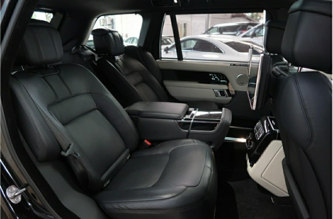 RANGE ROVER VOGUE 5.0 V8 S/CHARGED  (AUTOBIOGRAPHY)