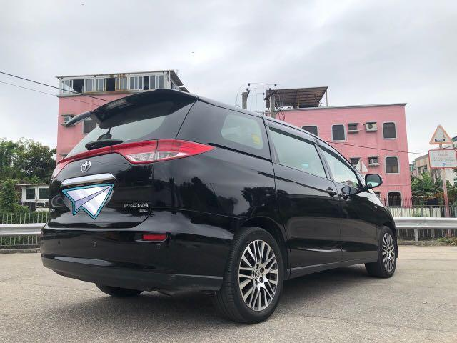 Toyota Previa 2.4 Super Deluxe 7-Seater Elegance (A)