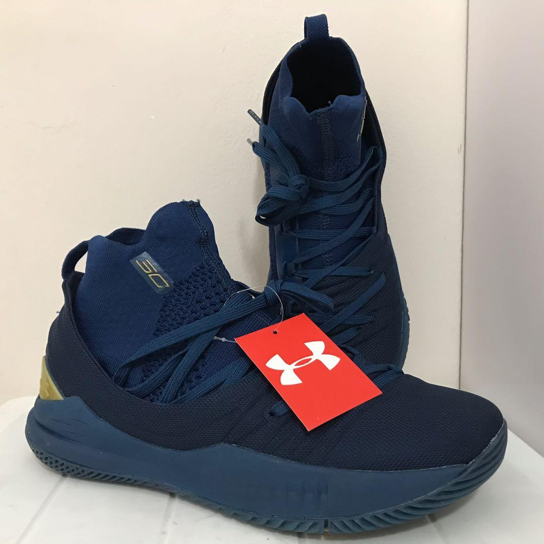 Under Armour Curry 5 Mid Stephen Curry