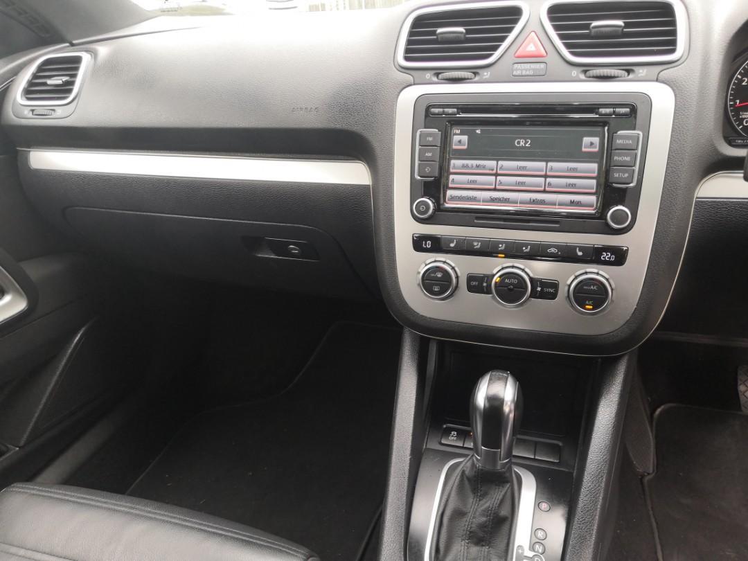 Volkswagen Scirocco 1.4 TSFI Auto