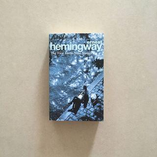 SALE 🏷 The First Forty-Nine Stories by Ernest Hemingway