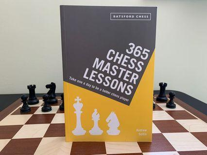 365 Chess masters lessons Andrew Soltis
