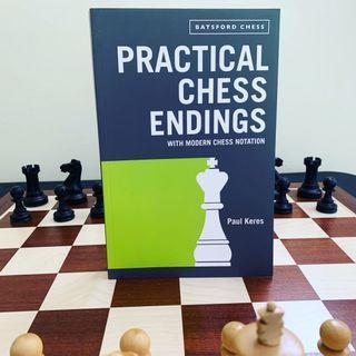 Practical chess endings Paul Keres