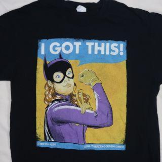 Batgirl DC Comics Tshirt