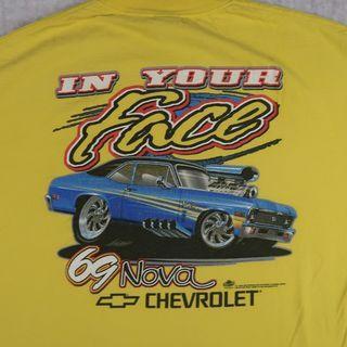 69' Chevrolet Nova Graphic Tshirt