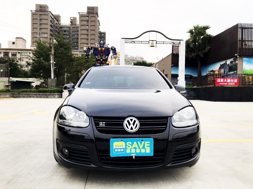 2008年 Volkswagen Golf 2.0 TD