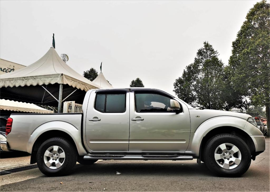 2011 Nissan Navara 2.5 SE (M) Pickup Truck TIPTOP LOW MILEAGE 4X4