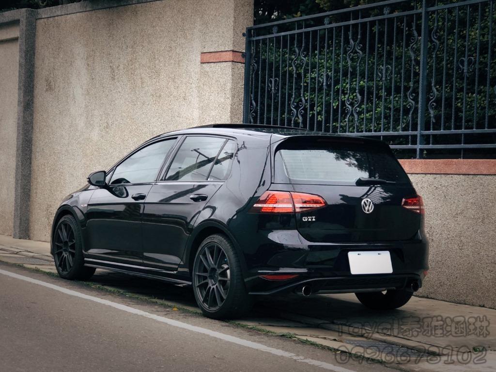 2015年 GTI 黑