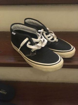 Vans chukka mid 50th 中筒50週年紀念款滑板鞋