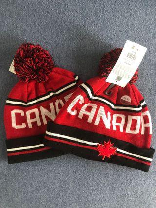 Official Canadian Olympic hats brand new