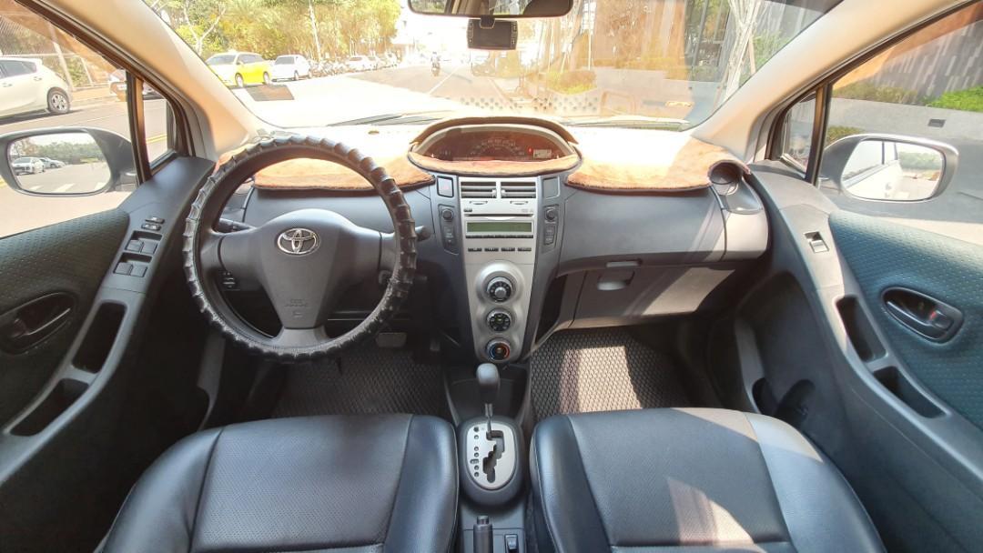 一手車 定期保養 原板件 2011年 Toyota Yaris 豐田 小鴨 代步便宜車